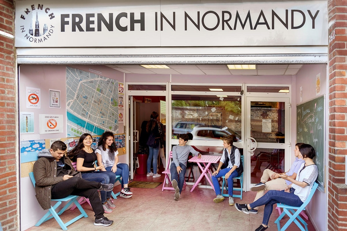 French in Normandy (ОНЛАЙН и ОЧНО)