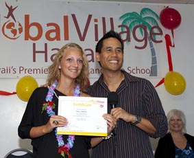 Global Village, Hawaii - Adult School